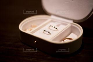 結婚指輪の写真・画像素材[1533862]