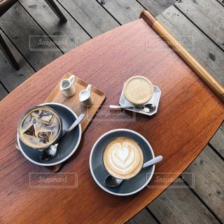 カフェの写真・画像素材[413033]