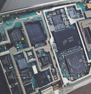 回路基板の写真・画像素材[1001033]