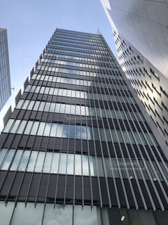 #ビル  #高層ビル #新しいビルの写真・画像素材[431375]