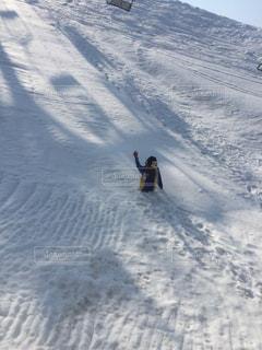 雪の写真・画像素材[414455]