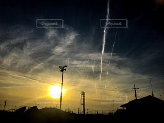 空の写真・画像素材[413825]