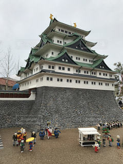 名古屋城の写真・画像素材[414436]