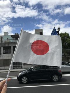 国旗の写真・画像素材[545456]