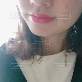 女性のクローズアップの写真・画像素材[2928545]