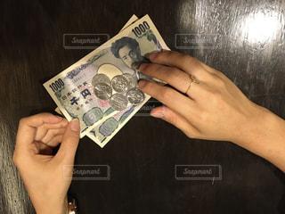 お金の写真・画像素材[3266170]