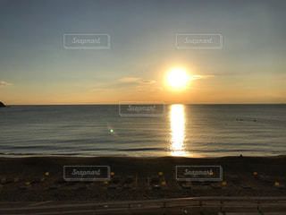 夕日の写真・画像素材[1711842]