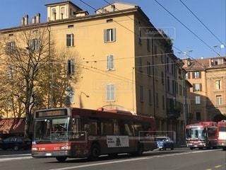 イタリアの街並みの写真・画像素材[952502]