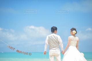 結婚式の写真・画像素材[416392]
