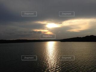 夕日の写真・画像素材[429716]