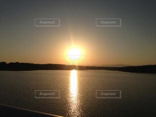 夕日の写真・画像素材[429717]