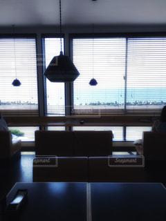 カフェの写真・画像素材[418493]