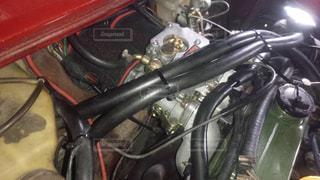 エンジンの写真・画像素材[430154]