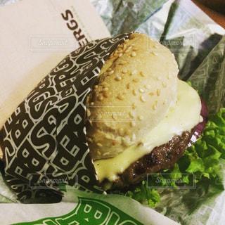 ハンバーガーの写真・画像素材[508387]
