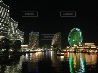 夜景の写真・画像素材[417937]