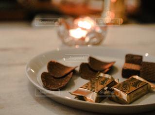 チョコレートの写真・画像素材[419116]