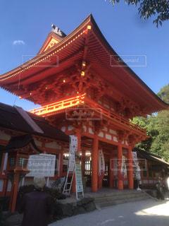 神社の写真・画像素材[2437451]
