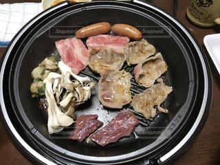 肉の写真・画像素材[601529]