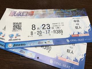 チケット - No.701105