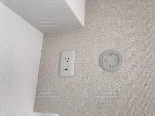 エアコンをつけるためにの写真・画像素材[1100860]