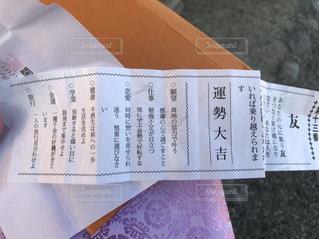 大阪府堺市の大鳥神社へ初詣に行きました。の写真・画像素材[1734429]