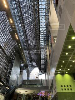 久しぶりに行った京都駅。の写真・画像素材[4045851]