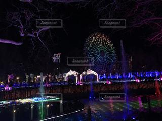 夜景の写真・画像素材[419997]