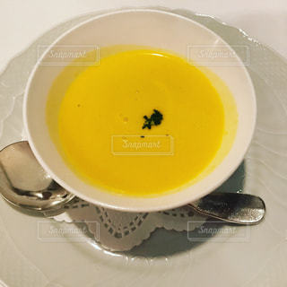 スープの写真・画像素材[611523]