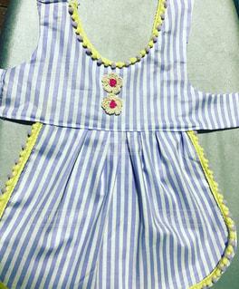 手作りワンコの服の写真・画像素材[1382134]