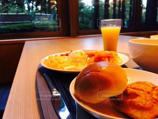 朝食の写真・画像素材[426381]