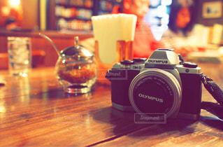 カフェの写真・画像素材[488723]