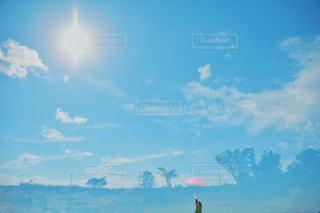 午後3時の空の写真・画像素材[1603734]