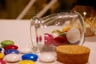 ガラス瓶の写真・画像素材[580875]