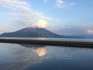 桜島の写真・画像素材[422684]