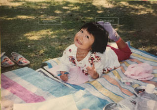 子どもの写真・画像素材[422476]