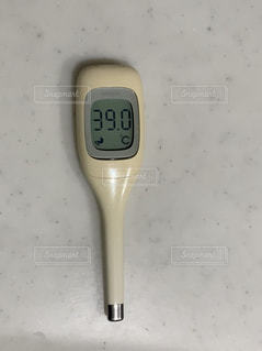 体温計の写真・画像素材[2475870]