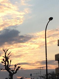 夕焼けの写真・画像素材[422958]