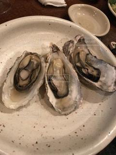 牡蠣の写真・画像素材[423260]