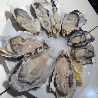 牡蠣の写真・画像素材[423316]