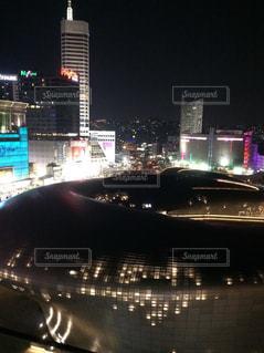 夜景の写真・画像素材[425296]