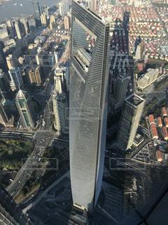 上海タワーから森ビルを望む - No.1053419