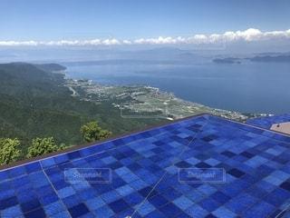 びわ湖テラスからの眺めの写真・画像素材[2219729]