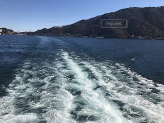 水の大きな体の写真・画像素材[848825]