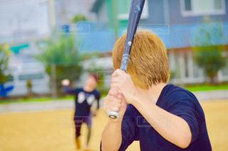 野球の写真・画像素材[424976]