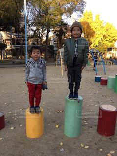 子どもの写真・画像素材[425681]