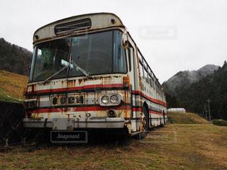 廃バス3の写真・画像素材[982737]