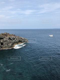 城ヶ崎海岸の写真・画像素材[673651]