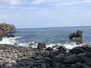 城ヶ崎海岸の写真・画像素材[673652]