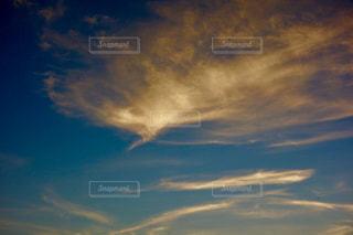 空には雲のグループ - No.978697