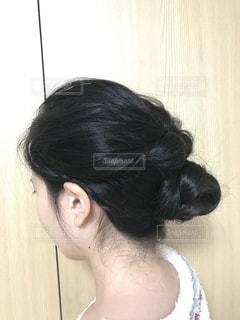 髪の写真・画像素材[307675]